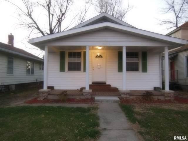 2025 S 1ST Street, Springfield, IL 62704 (#CA1004182) :: RE/MAX Preferred Choice