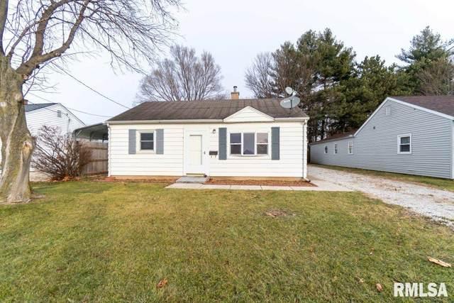 907 W Sycamore Street, Chillicothe, IL 61523 (#PA1221168) :: RE/MAX Preferred Choice