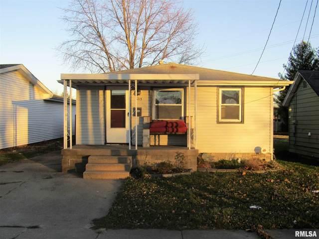 615 S Maple Street, Lewistown, IL 61542 (#PA1221304) :: Killebrew - Real Estate Group