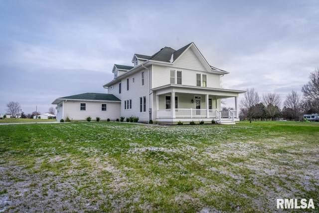 840 N Hurff Drive, Elmwood, IL 61529 (#PA1221427) :: Killebrew - Real Estate Group