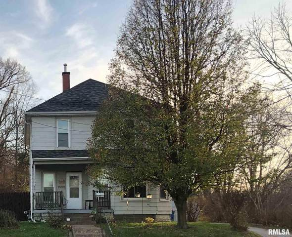 1606 18TH Avenue, East Moline, IL 61244 (#QC4218720) :: Killebrew - Real Estate Group