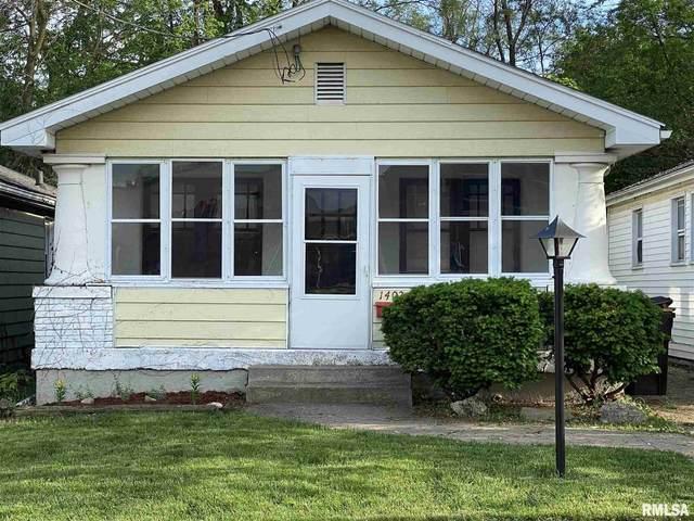 1402 E Lake Avenue, Peoria, IL 61614 (#PA1222117) :: RE/MAX Preferred Choice