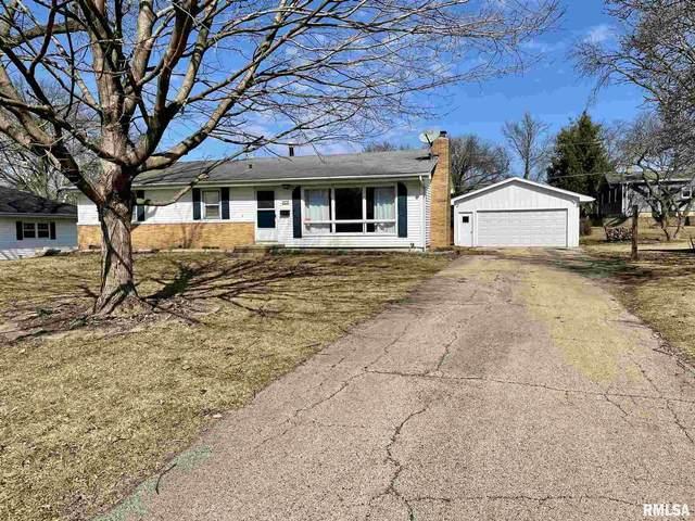 509 W Burton Street, Eureka, IL 61530 (#PA1222190) :: The Bryson Smith Team