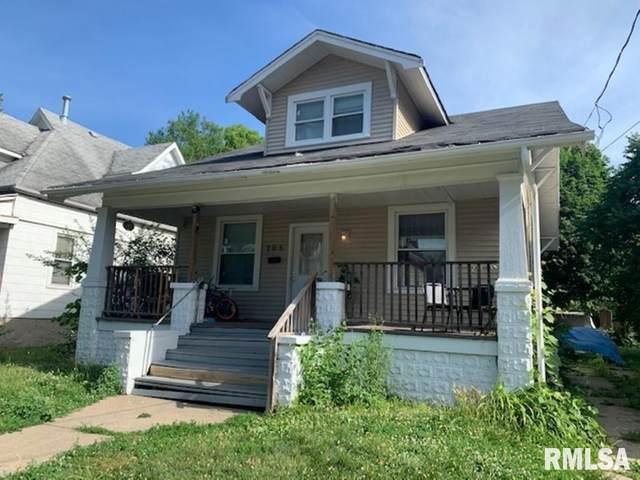 705 E Behrends Avenue, Peoria, IL 61603 (#PA1222377) :: RE/MAX Professionals