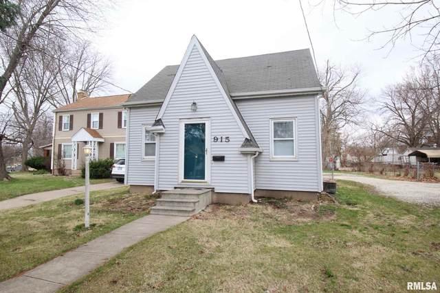 915 W Loucks Avenue, Peoria, IL 61604 (#PA1222455) :: Killebrew - Real Estate Group