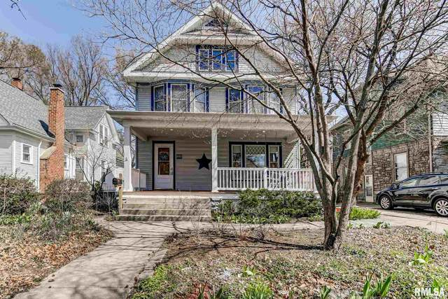 1512 Holmes Avenue, Springfield, IL 62704 (#CA1005202) :: Nikki Sailor | RE/MAX River Cities