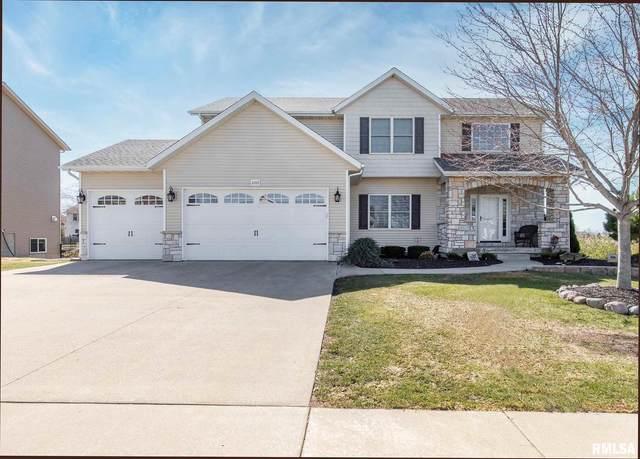 2103 E 60TH Street, Davenport, IA 52807 (#QC4219649) :: Paramount Homes QC