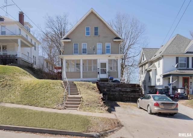 705 25TH Street, Moline, IL 61265 (#QC4219784) :: Paramount Homes QC