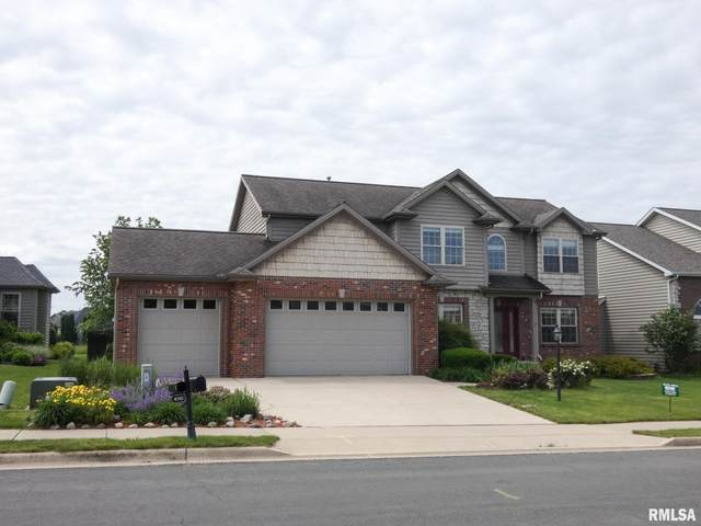 4110 W Annbriar Drive, Peoria, IL 61615 (MLS #PA1223249) :: BN Homes Group
