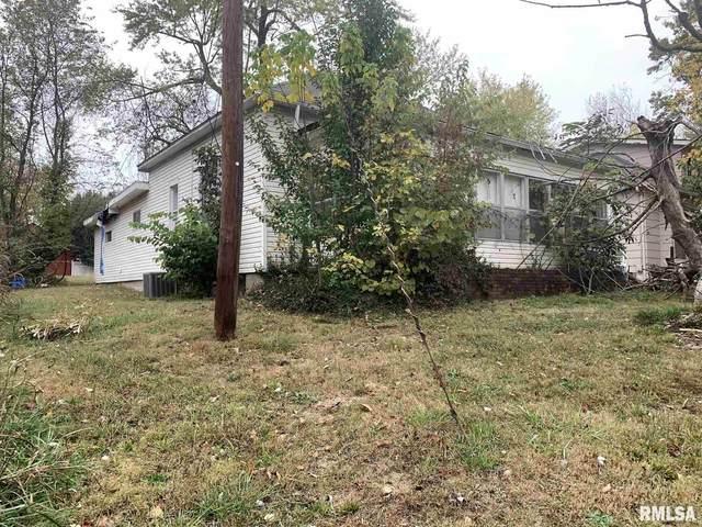 819 N 10TH Street, Mt Vernon, IL 62864 (#QC4220218) :: Killebrew - Real Estate Group