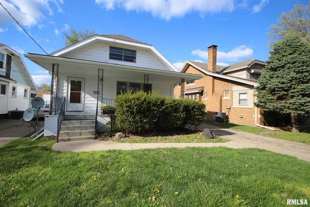 1923 W Callender Avenue, West Peoria, IL 61604 (#PA1223647) :: Killebrew - Real Estate Group