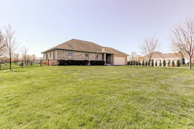 4750 Mansion Road, Chatham, IL 62629 (#CA1006108) :: Killebrew - Real Estate Group