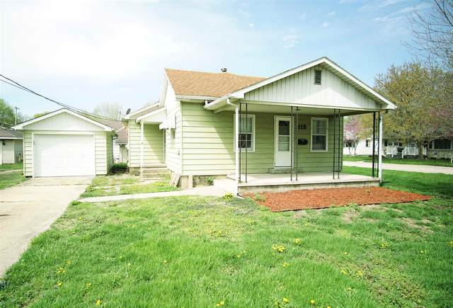 115 N Monroe Street, Lincoln, IL 62656 (#CA1006115) :: Kathy Garst Sales Team