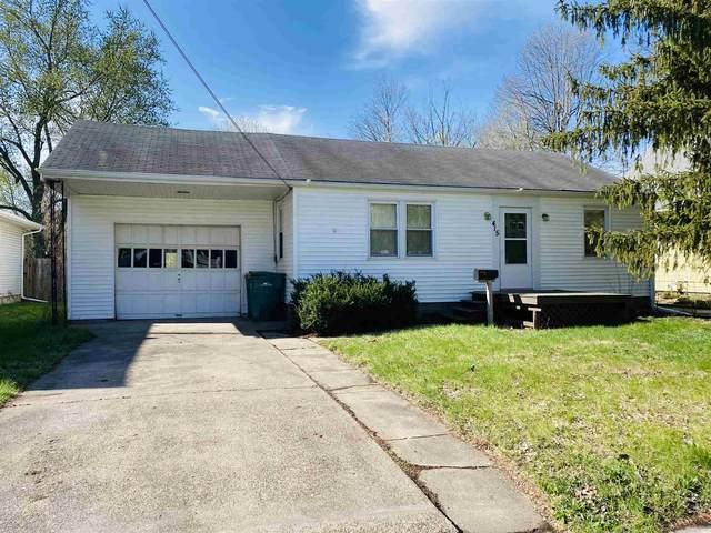 415 W Piper Street, Macomb, IL 61455 (#PA1223686) :: RE/MAX Professionals