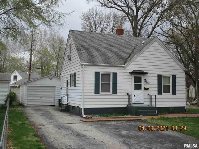 2031 E Buchanan Street, Springfield, IL 62703 (#CA1006141) :: Paramount Homes QC