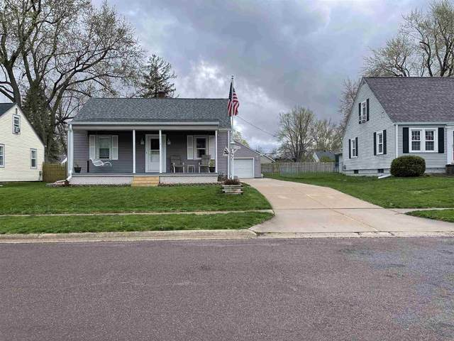 1014 Miller Street, Washington, IL 61571 (#PA1223727) :: The Bryson Smith Team