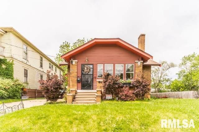 2405 N Ellis, Peoria, IL 61604 (MLS #PA1223751) :: BN Homes Group