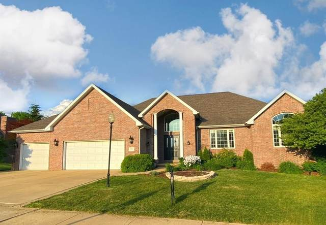 7028 N Vauxhall Place, Peoria, IL 61615 (#PA1223784) :: Paramount Homes QC