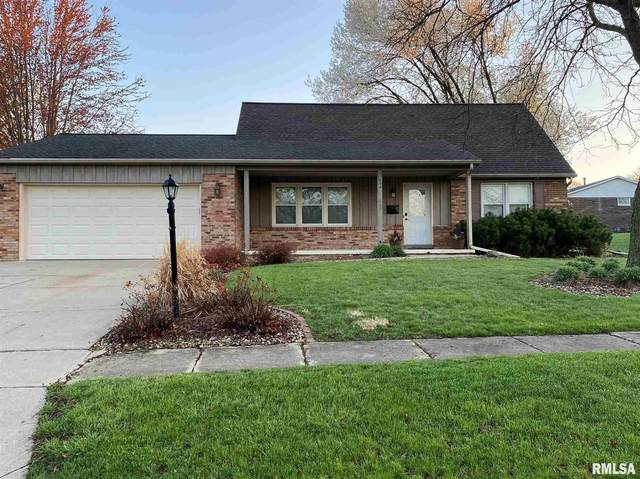 604 Yorkshire Drive, Washington, IL 61571 (#PA1223792) :: Paramount Homes QC