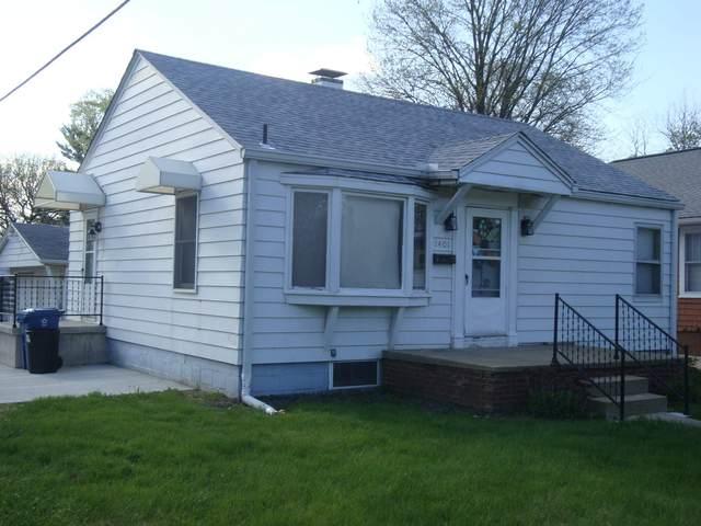 1401 N Franklin Street, Springfield, IL 62702 (#CA1006238) :: Kathy Garst Sales Team