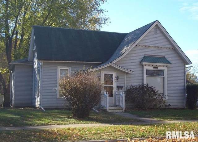 901 E Washington Street, Macomb, IL 61455 (#PA1223864) :: The Bryson Smith Team