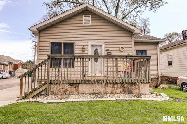 2540 Yale Boulevard, Springfield, IL 62703 (#CA1006259) :: Nikki Sailor | RE/MAX River Cities