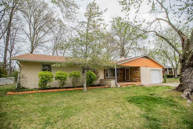 1540 E Gary Drive, Carbondale, IL 62902 (#QC4220697) :: Killebrew - Real Estate Group