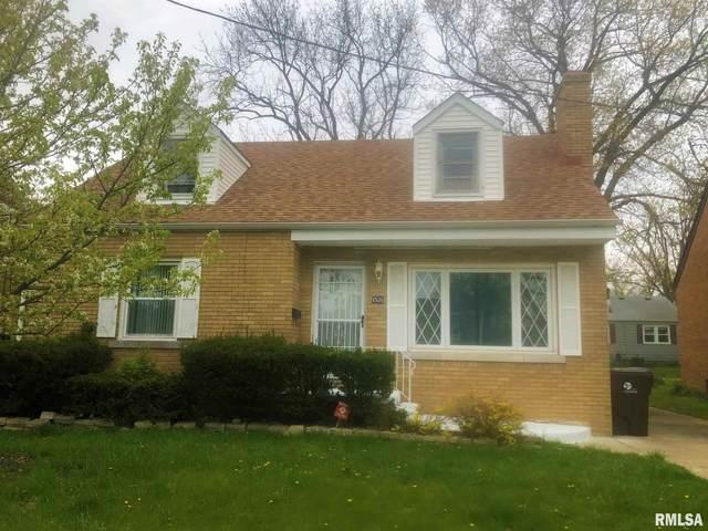 1521 W Willcox Avenue, Peoria, IL 61604 (#PA1224091) :: The Bryson Smith Team