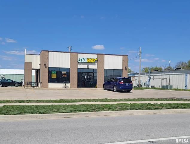 1360 W Jackson Street, Auburn, IL 62615 (#CA1006433) :: Campo Realty Inc.