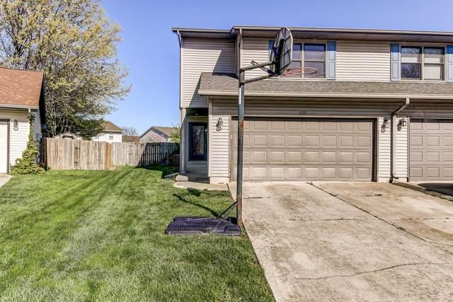 6303 Brent Drive, Springfield, IL 62712 (#CA1006479) :: Kathy Garst Sales Team
