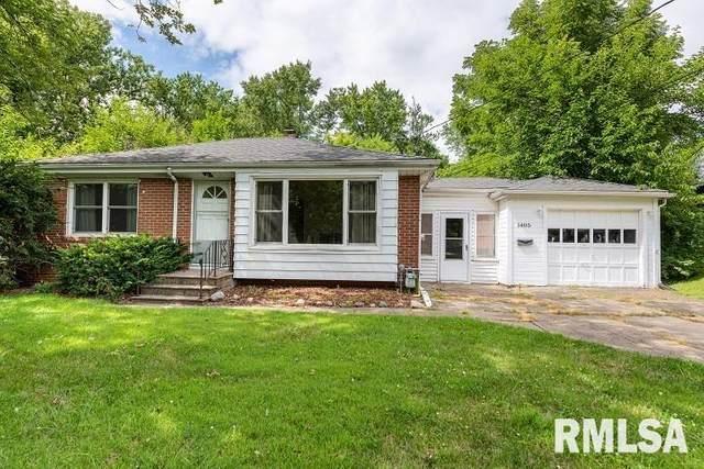 1405 W West Aire Avenue, Peoria, IL 61614 (#PA1224185) :: RE/MAX Preferred Choice