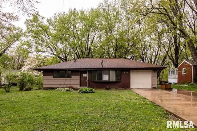 1141 N Wood Road, Peoria, IL 61604 (#PA1224274) :: RE/MAX Professionals