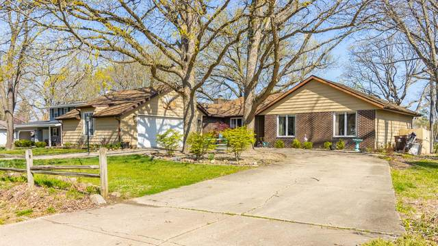 1211 W Deerbrook Drive, Peoria, IL 61615 (#PA1224289) :: The Bryson Smith Team