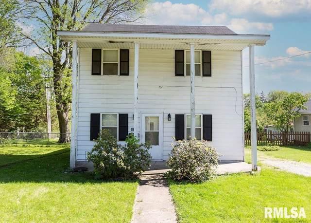 414 W Cruger Street, Eureka, IL 61530 (#PA1224458) :: Killebrew - Real Estate Group