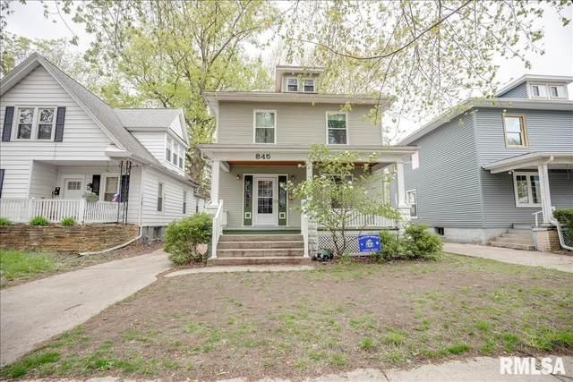 845 S English Avenue, Springfield, IL 62704 (#CA1006740) :: Killebrew - Real Estate Group