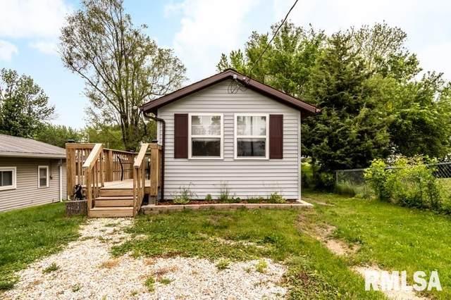 617 E Sciota Avenue, Peoria Heights, IL 61616 (#PA1224504) :: Paramount Homes QC