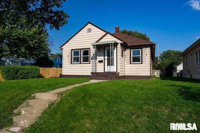 1811 44TH Street, Rock Island, IL 61201 (#QC4221179) :: Killebrew - Real Estate Group