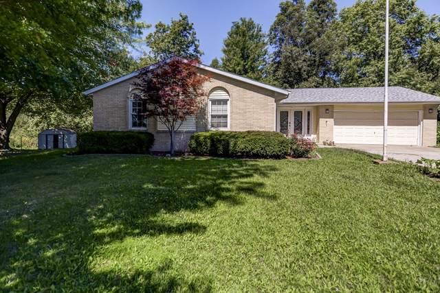 8 Hillcrest Court, Taylorville, IL 62568 (#CA1006879) :: RE/MAX Professionals