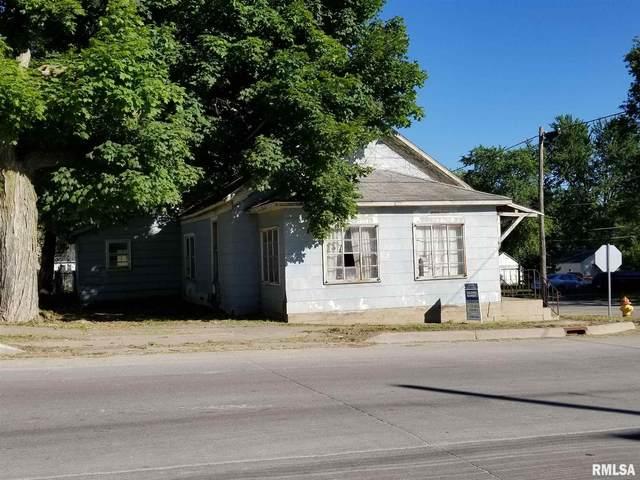 628 S Kickapoo Street, Lincoln, IL 62656 (MLS #CA1006911) :: BN Homes Group