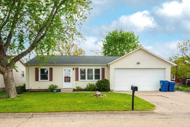 225 N Parker Street, Walcott, IA 52773 (#QC4221408) :: The Bryson Smith Team