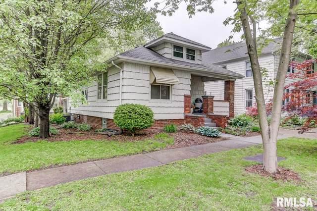 1536 N 4TH Street, Springfield, IL 62702 (MLS #CA1006971) :: BN Homes Group