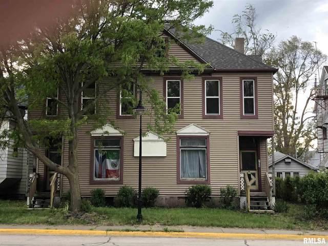 710-712 17TH Street, Rock Island, IL 61201 (#QC4221471) :: Nikki Sailor   RE/MAX River Cities