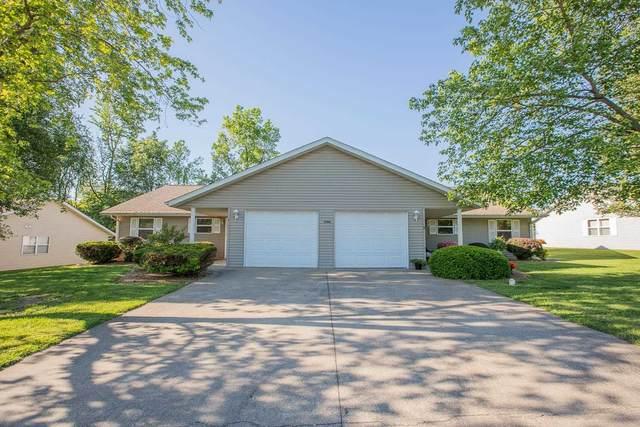 1404 Roberta Drive, Murphysboro, IL 62966 (#QC4221745) :: RE/MAX Professionals