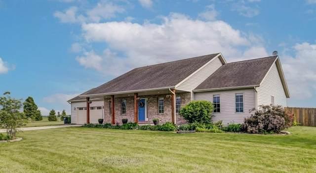 240 Timber Ridge Road, Mechanicsburg, IL 62545 (#CA1007273) :: Kathy Garst Sales Team