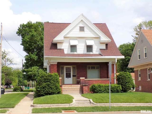 999 N Seminary Street, Galesburg, IL 61401 (#CA1007275) :: RE/MAX Professionals