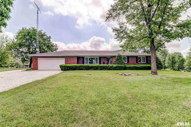1650 Mcqueen Road, Pleasant Plains, IL 62677 (#CA1007359) :: RE/MAX Professionals