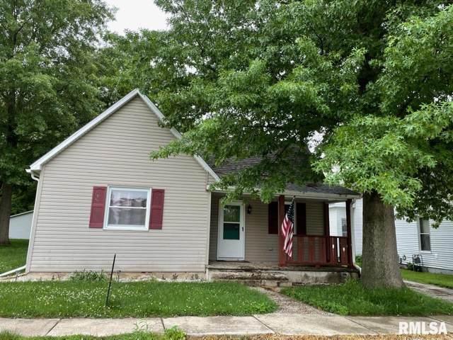 807 Monroe Street, Pawnee, IL 62558 (#CA1007371) :: Kathy Garst Sales Team