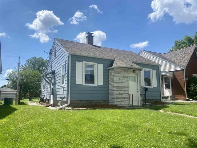 1844 41ST Street, Rock Island, IL 61201 (#QC4222286) :: Paramount Homes QC