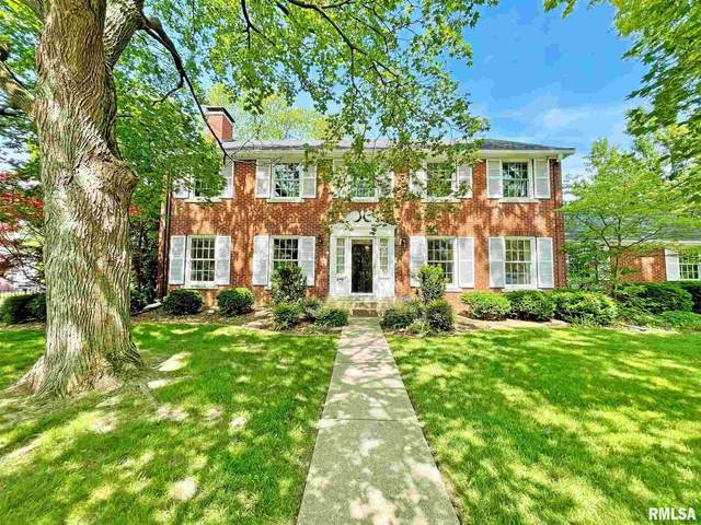 3911 N Pinehurst Court, Peoria, IL 61614 (#PA1225526) :: Paramount Homes QC