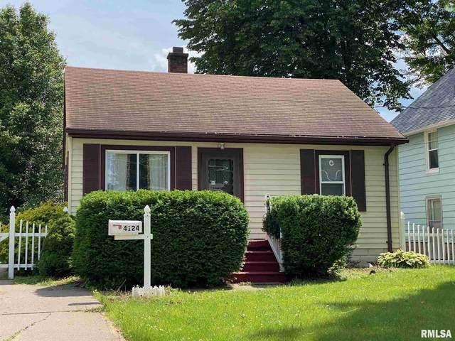 4124 10TH Avenue, Moline, IL 61265 (#QC4222380) :: RE/MAX Preferred Choice